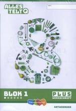 , Alles telt Q Plus blok 1 t/m 6 groep 8 Antwoordenschrift