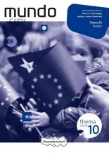 Paul Scholte Liesbeth Coffeng  Theo Peenstra, Europa 2 vmbo-t/havo/vwo Themaschrift 10