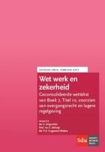 P.A. Hogewind-Wolters E. Verhulp  E. Knipschild, Wet werk en zekerheid