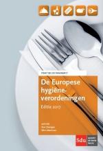 Ron  Dwinger, Wim  Mariman De Europese hygiëneverordeningen 2017