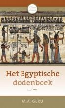 M.A. Geru , Het Egyptische dodenboek