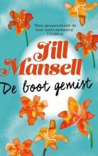 Jill  Mansell De boot gemist (POD)