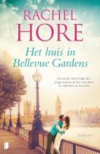Rachel  Hore Het huis in Bellevue Gardens + gratis boekje