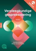 Siemen van der Meulen Geertjan Emmens, Verpleegkundige gespreksvoering, 3e druk, incl. TrainTool