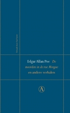 Edgar Allan  Poe De moorden in de rue Morgue en andere verhalen - Perpetua reeks
