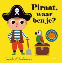 Ingela P. Arrhenius , Piraat, waar ben je?