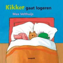 Max Velthuijs , Kikker gaat logeren