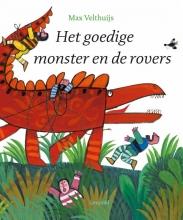 Max Velthuijs , Het goedige monster en de rovers