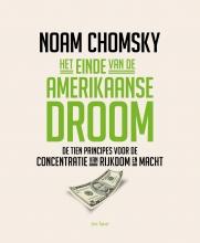 Noam Chomsky , Het einde van de Amerikaanse droom (Midprice)