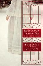 Simone van der Vlugt Rode sneeuw in december