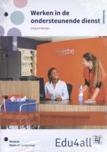 Werken in de ondersteunende dienst (P) module Mens en omgeving Werkboek