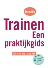 Karin de Galan , Trainen