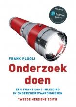 Frank Plooij , Onderzoek doen