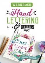 Marieke  Blokland Werkboek handlettering & doodles