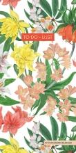 ZNU , To do-lijst - Tropical Flowers