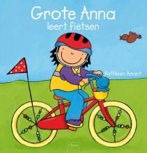 Kathleen  Amant Grote Anna leert fietsen
