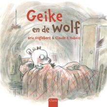 Eric  Englebert Geike en de wolf