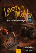Josien de Graaf , Leon en Mikki, Het eindelozesprookjesboek