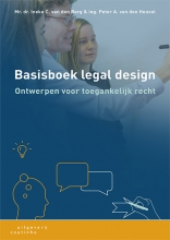 Peter van den Heuvel Ineke van den Berg, Basisboek legal design