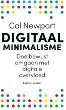 Cal  Newport Digitaal minimalisme