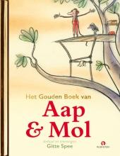 Gitte Spee , Het Gouden Boek van Aap en Mol