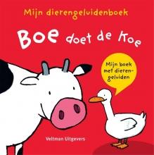 , Mijn dierengeluidenboek: Boe doet de koe