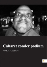 Mario  Gelden Cabaret zonder podium