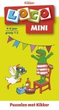 , Loco mini puzzelen met kikker