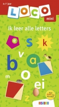 , Ik leer alle letters