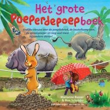 Marianne  Busser, Ron  Schröder Het grote poeperdepoepboek