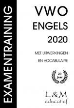 H.G.A. Honders , Examentraining vwo Engels 2020