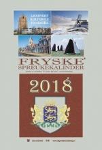 It  Gysbert Japicxhûs Fryske spreukekalinder 2018