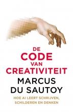 Marcus Du Sautoy , De code van creativiteit