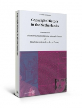 Chris  Schriks Copyright history in the Netherlands