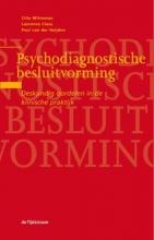 Paul van der Heijden Cilia Witteman  Laurence Claes, Psychodiagnostische besluitvorming