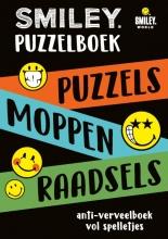 , Smiley Puzzelboek