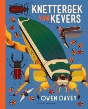 Owen  Davey Knettergek van kevers