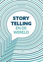 Arjen Barel , Storytelling en de wereld