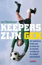 Leo  Oldenburger Keepers zijn gek