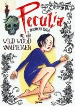 Richard  Sala Peculia En de wild woud vampieren 2