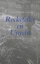 W.H. van Gispen , Rockefeller en Utrecht