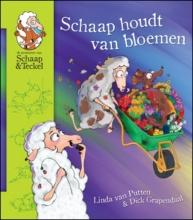 Linda van Putten, Dick  Grapendaal De avonturen van Schaap en Teckel Schaap houdt van bloemen