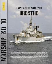 Henk Visser Jantinus Mulder, Type 47b destyroyer Drenthe