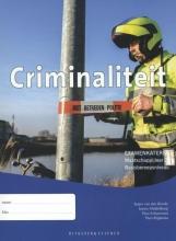 Janine  Middelkoop, Jasper van den Middelkoop, Theo  Schuurman, Theo  Rijpkema Criminaliteit Matschappijleer 2 VMBO baisberoepsniveau Examenkatern