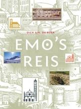Dick E.H. de Boer Emo`s reis. Een historisch-culturele ontdekkingstocht door Europa in 1212