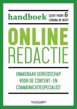 Corona de Wert, Geert  Poort Handboek online redactie