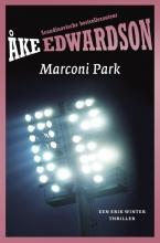 Åke  Edwardson Erik Winter 12 : Marconi park