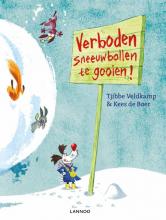 Tjibbe  Veldkamp, Kees de Boer Verboden met sneeuwballen te gooien