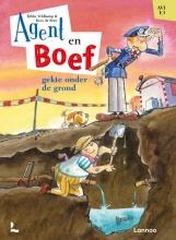 Tjibbe Veldkamp , Agent en Boef - gekte onder de grond