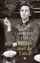 Helena  Janeczek Het meisje met de Leica